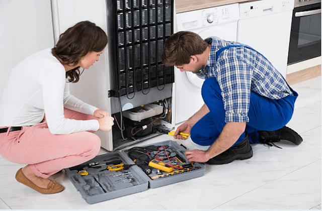refrigerator repair hawthorne